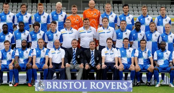 Picture of team [Bristol Rovers]